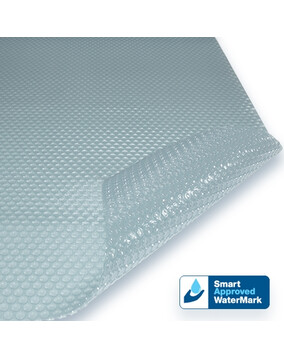 Abgal Oasis Clarity 550 micron Pool Cover (Solar Blanket)  - 10Y Warranty