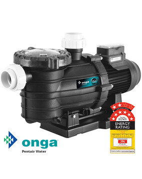 Onga ECO 800 Variable Speed Energy Efficient Pool Pump, 3Y Warranty, 8 Star Rated