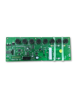 Spanet XS-3000 Brain Circuit Board