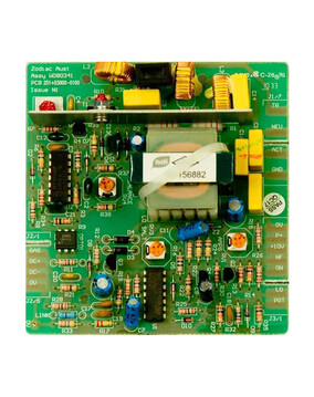 Zodiac Clearwater C Series Main PCB (Circuit Breaker) C140 / C200 W080341 - Chlorinator Spare Part