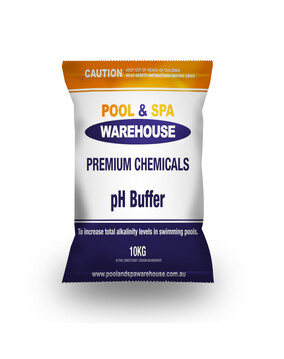 Premium PH Buffer / Alkalinity Increaser 10Kg - Pool Chemical