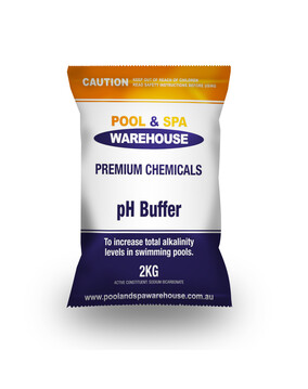 Premium PH Buffer / Alkalinity Increaser 2Kg - Pool Chemical