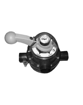 Poolrite V2000 Complete Multiport  Valve - Sand Filter Spare Part