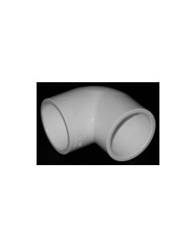 PVC 90 deg Elbow 50mm