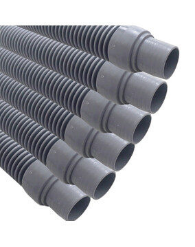 Pack of 10x Generic Gray Hoses For Onga & Hayward Pool Cleaners (Total 10 Meters)