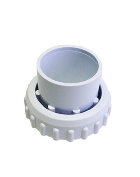 Poolskim Ring Nut and Stub - Spare Part