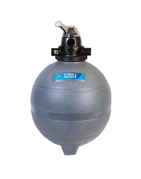 "Poolrite S6000 - 25"" Sand Filter"