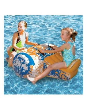 AquaFun Sea Saw Swimming Pool Toy / Float - 137 x 81 x 51 cm