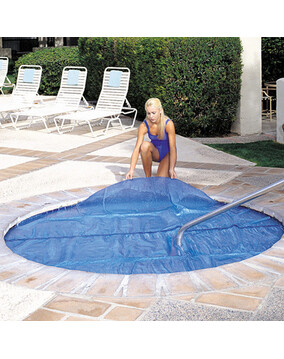 Abgal Oasis 400 Solar Bubble Spa Cover