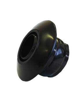 Spa Electrics Eyeball Push in SE701 BLACK (CONCRETE) 40mm