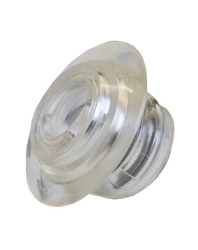 Spa Electrics Eyeball Push in SE701 CLEAR (CONCRETE) 40mm