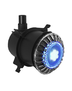 Spa Electrics Atom EMC x1 Multi Plus (Multi-Colour) Light - Pool Light for Concrete Pools