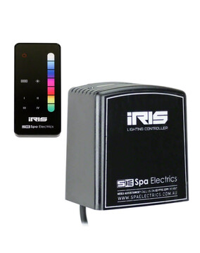 Spa Electrics iRIS RM-3 Remote Control Unit for Multi-Plus Pool & Spa Lights