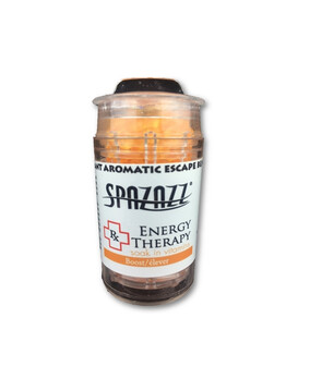 Spazazz Beads Energy Therapy (Boost) Aromatherapy 15ml
