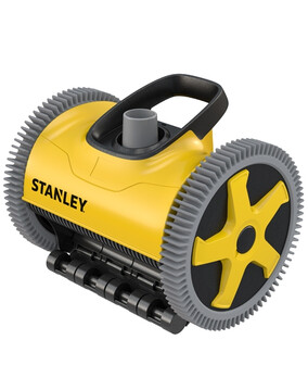 The Stanley Pool Cleaner 2WD - Above & In Ground - Wall Climber