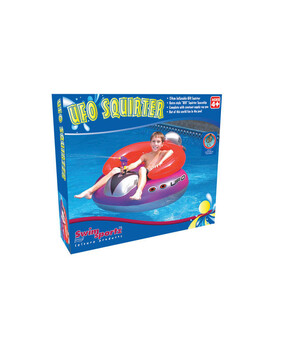 Swimsportz UFO SQUIRTER Inflatable swimming pool Toy / Lounger / Ride-On