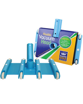 AussieGOLD Vacuum Head with Wheels - Swimming Pool Accessories