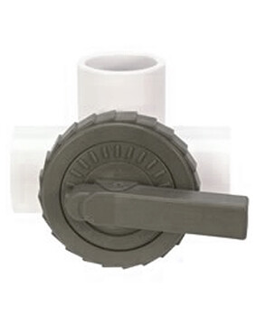 Waterco Fulflo 3 way valve 40mm