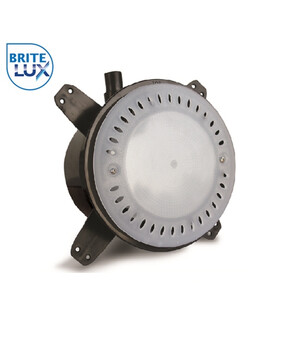 Waterco Britestream (Concrete) Niche 165C White MK5 15W Surface Mount LED Pool Light