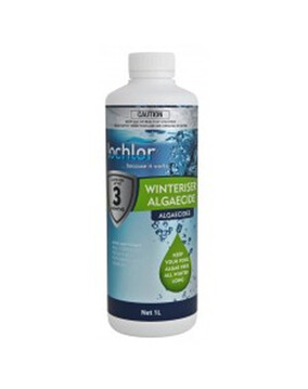 Lo-Chlor Winteriser Algaecide 1L - Pool Chemical