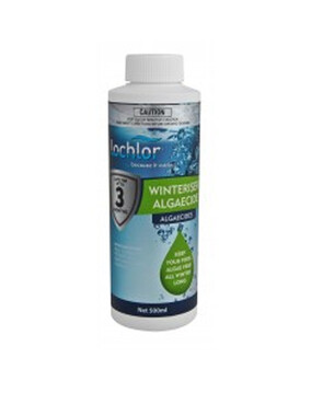 Lo-Chlor Winteriser Algaecide 500ml - Pool Chemical