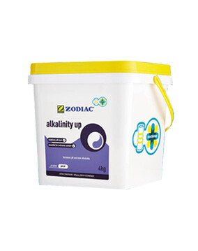 Zodiac Alkalinity Up Increaser / PH Buffer Twist & Dose 4kg BUCKET - Pool Chemical