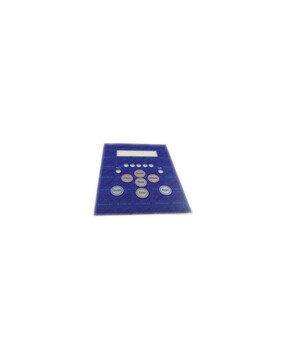 Zodiac Ei Control Label with Window W177000 - Chlorinator Spare Part