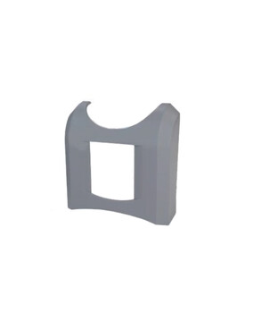 Zodiac Ei Dress Cover Unpainted W043600 - Chlorinator Spare Part