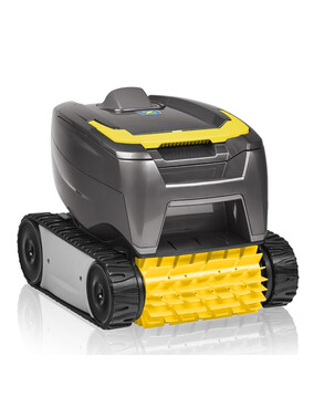Zodiac FX18 Robotic Pool Cleaner. Floor, Wall, Waterline.  Ultra Light & Compact