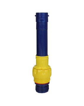 Zodiac Baracuda G2 Outer Extension Pipe (Twist and Lock) - Pool Cleaner Spare Parts