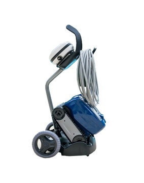 Zodiac TX35 Tornax Robotic Pool Cleaner w/Caddy. Floor, Wall, Waterline.  Ultra Light and Compact