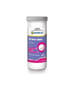 Zodiac pH Down Tablets 2Kg - Pool Chemical