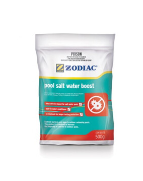 Zodiac Salt Water Boost / Pool Purifier 500g -  Controls bacteria, viruses and algae -  Pool Chemical