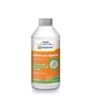 Zodiac Supreme Pool Algaecide 1L -  Pool Chemical