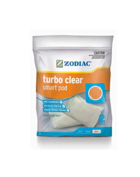 Zodiac Turbo Clear Smart Pod Water Clarifier - Pool Chemical